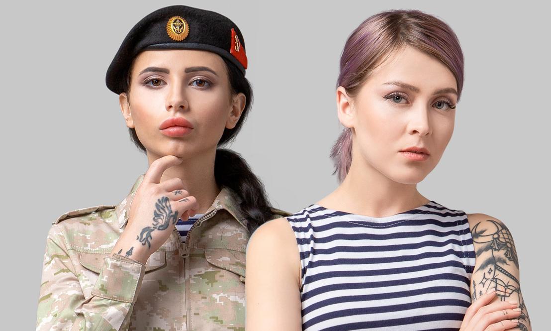 Водостойкая тушь и детский крем: что в косметичке у «Солдатки»