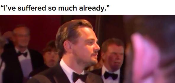 Фото №7 - Кто снова забрал «Оскар» у Леонардо Ди Каприо?