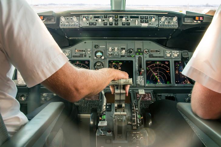 Фото №1 - Психологи рассказали о факторах, провоцирующих ошибки пилотов