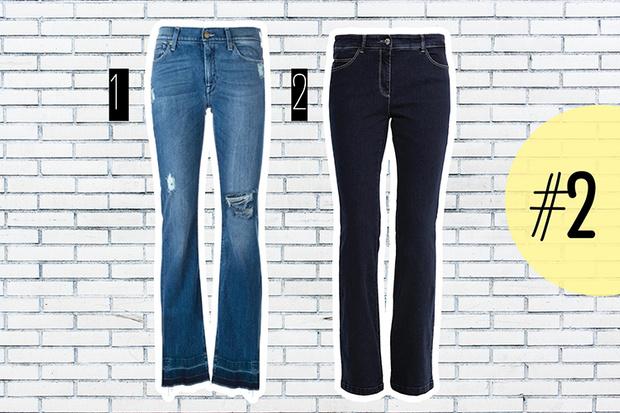 Фото №2 - Как выбрать идеальные джинсы