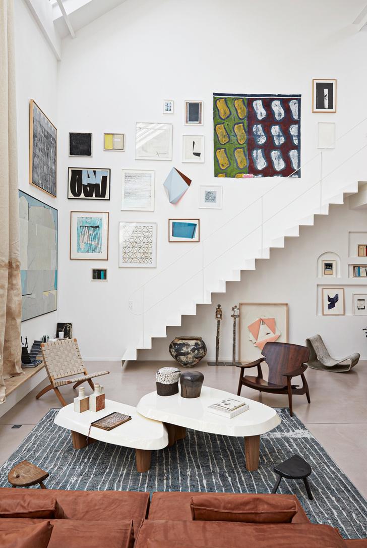 Фото №3 - Среда обитания: квартира галеристки Амели дю Шарлар в Париже