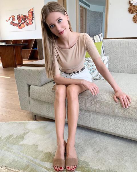 Фото №2 - Кристину Асмус заподозрили в анорексии: мнение врача