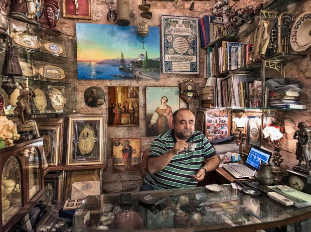 Фото №5 - Стамбул: 6 мест в окрестностях улицы Истикляль
