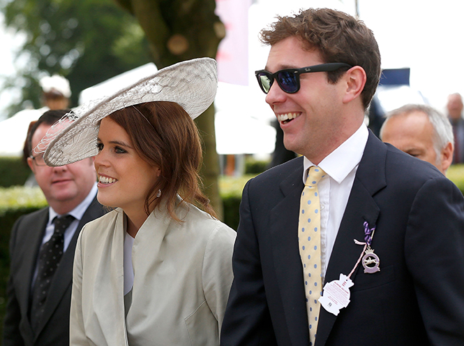 Фото №3 - Принцесса Евгения и Джек Бруксбэнк: 10 вдохновляющих фактов о королевской паре