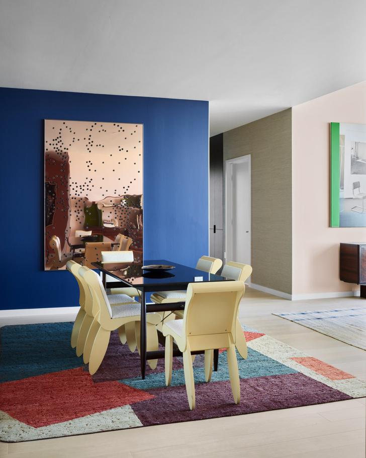 Фото №3 - Галерея коллекционного дизайна в апартаментах в Сан-Франциско