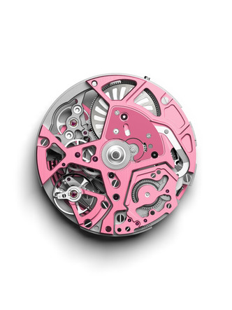 Фото №3 - В розовом цвете: Zenith представил новинку Defy 21 Pink Edition