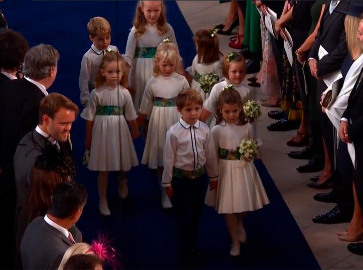 Фото №45 - Свадьба принцессы Евгении и Джека Бруксбэнка