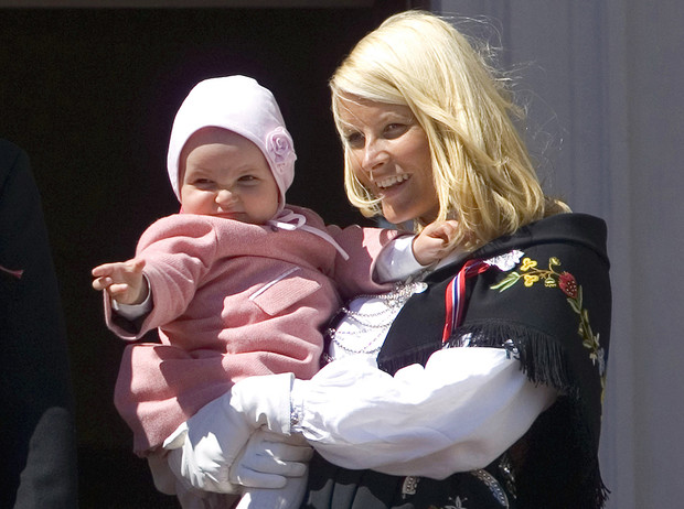 Фото №18 - Принцесса Ингрид Александра, наследница трона Норвегии: история в фотографиях