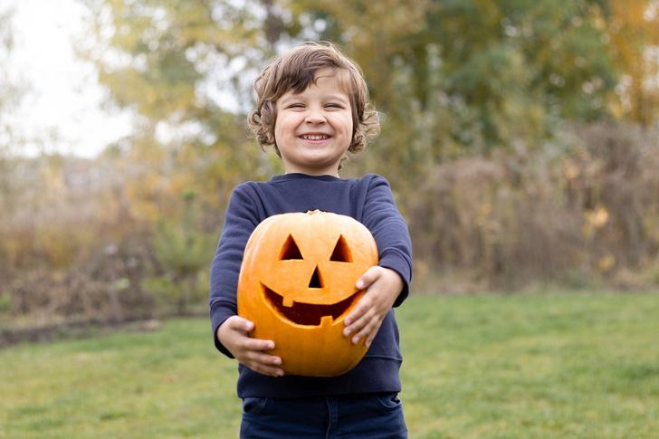 хэллоуин для детей польза
