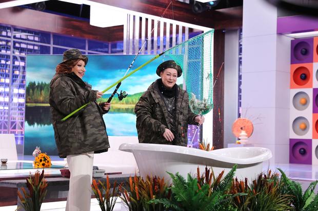 Елена Степаненко и Мария Аронова