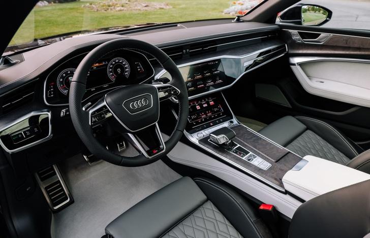 Фото №3 - Audi Golf Cup 2019: турнир и презентация новой Audi