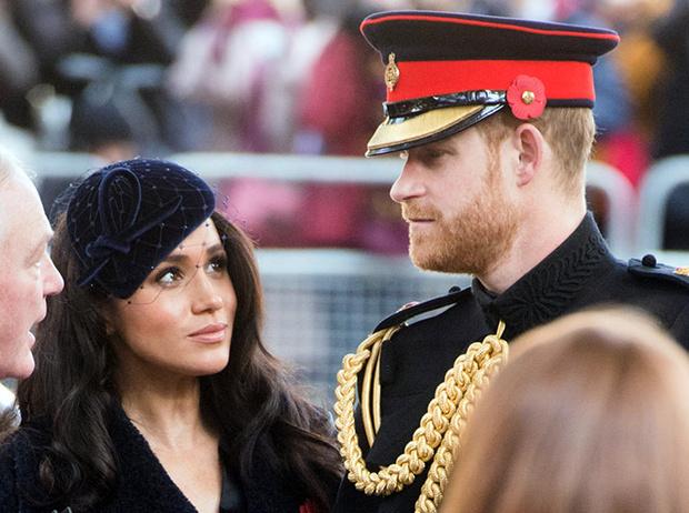 Фото №2 - Как герцогиня Меган справляется с давлением прессы