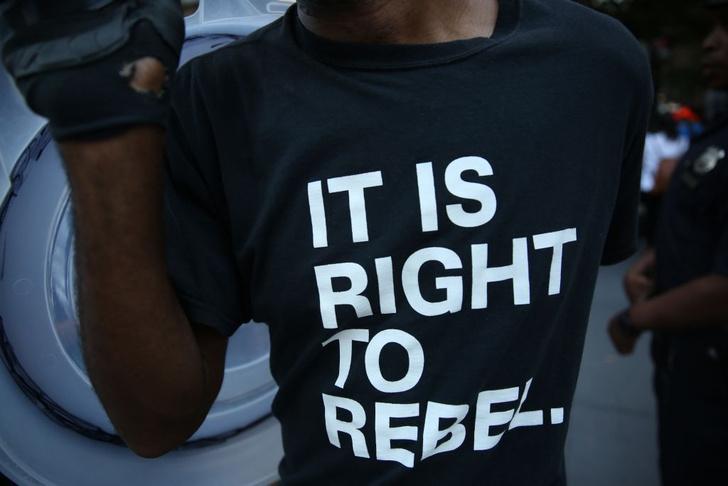 Фото №1 - Почему люди склонны к бунтарству