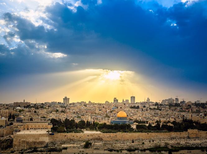 Фото №8 - Мистический Израиль: путешествие к истокам мироздания