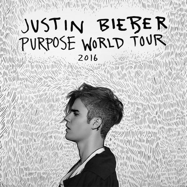 Фото №1 - Бибер анонсировал мировой тур в поддержку альбома