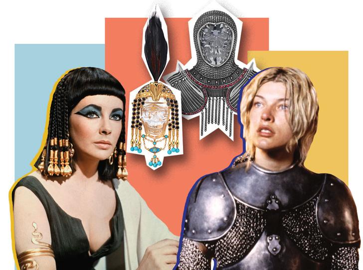 Фото №1 - Экскурс в историю: 3 украшения, вдохновленные культовыми женщинами