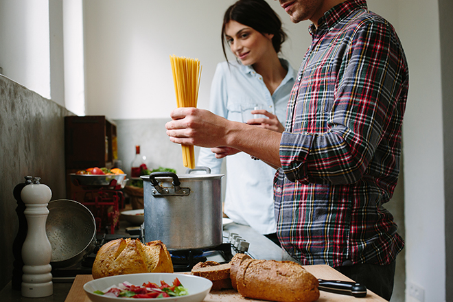 Фото №1 - Как еда влияет на наши чувства