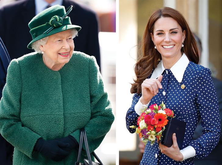Фото №1 - Королева и герцогиня Кейт посетят свадьбу Леди Габриэллы Виндзор