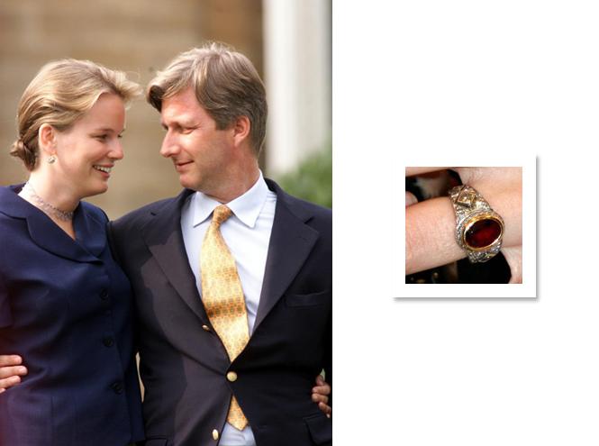 Фото №13 - Скажи «да!»: помолвочные кольца европейских принцесс и королев