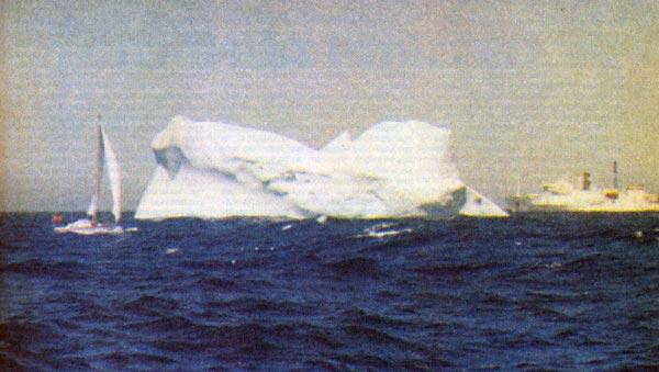 Фото №1 - Ледовый остров подает голос