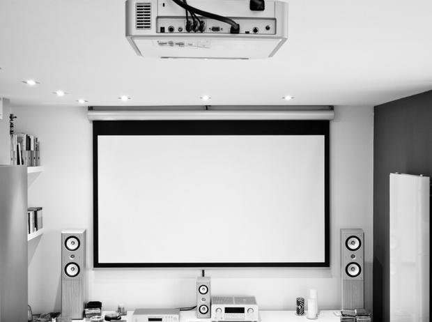 Фото №4 - Здесь живут фильмы: как обустроить дома настоящий кинотеатр