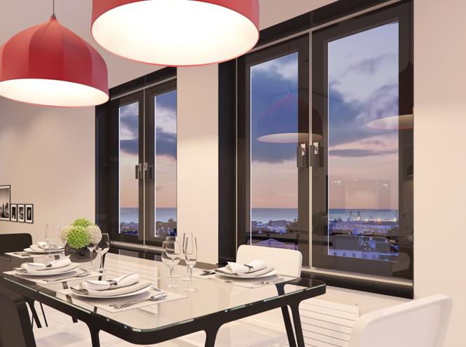 Фото №1 - Объект желания: окна Space и Vario