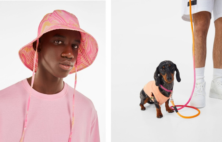 Фото №2 - Друзья на выгуле: Bershka выпустила коллекцию одежды для тебя и твоей собаки 😋