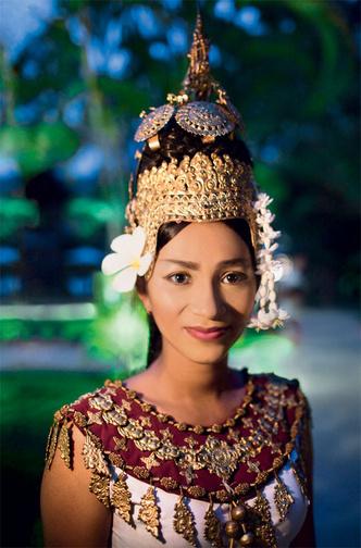 Фото №1 - Мисс мира: Камбоджа. Дочери богов
