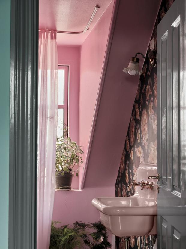 Фото №10 - Цвет, экспрессия, максимализм: уютный дом в Копенгагене