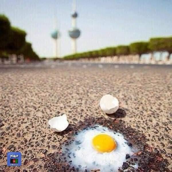 Фото №5 - В Кувейте рекордные 70 градусов жары и плавятся автомобили. Что там происходит (а что— на самом деле нет)