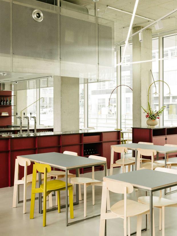 Фото №7 - На контрасте: ресторан Remi в Берлине