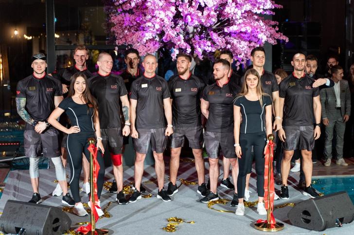 Фото №1 - lady & gentleman CITY оденет фитнес-тренеров в Armani