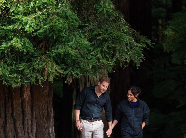 Фото №5 - После Короны: 9 главных моментов королевской жизни Меган и Гарри