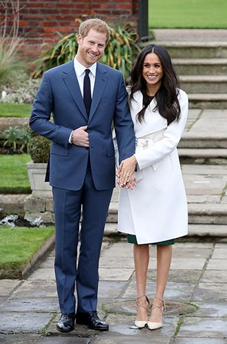 Фото №3 - Язык тела: принц Гарри демонстрирует большую любовь, а его невеста – уверенность
