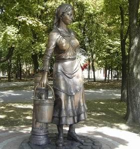 Фото №1 - В Ростове-на-Дону открыли памятник водопроводу