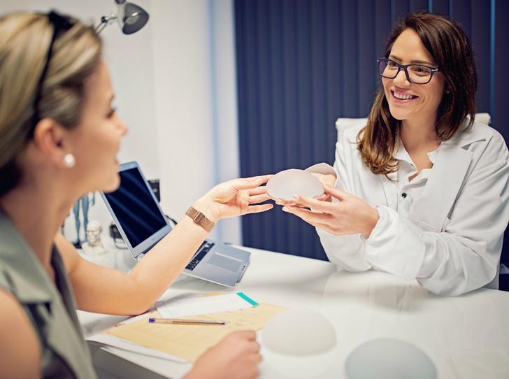 Фото №2 - Советы пластического хирурга: как выбрать грудные импланты