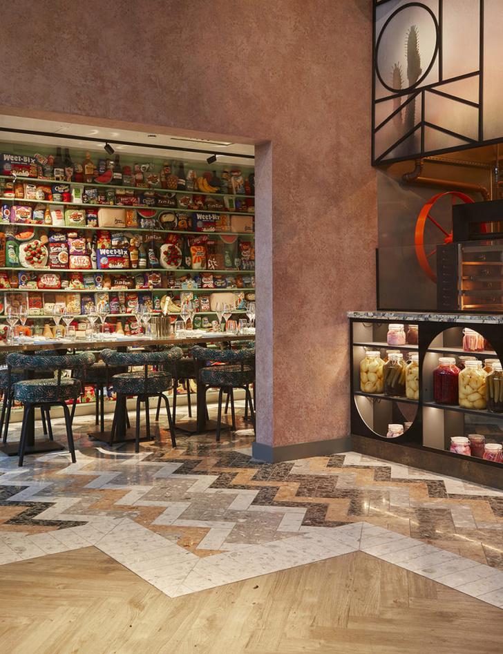 Фото №6 - Ресторан Bondi Green в Лондоне