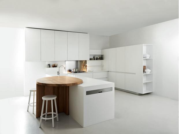 Фото №2 - Выгодный союз: кухонный остров + обеденный стол