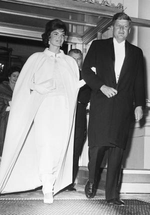 Фото №6 - Королевы Белого дома: самые роскошные инаугурационные платья Первых леди