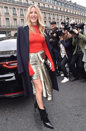 Фото №19 - Как носить самые модные юбки сезона: мастер-класс от звезд street style хроник