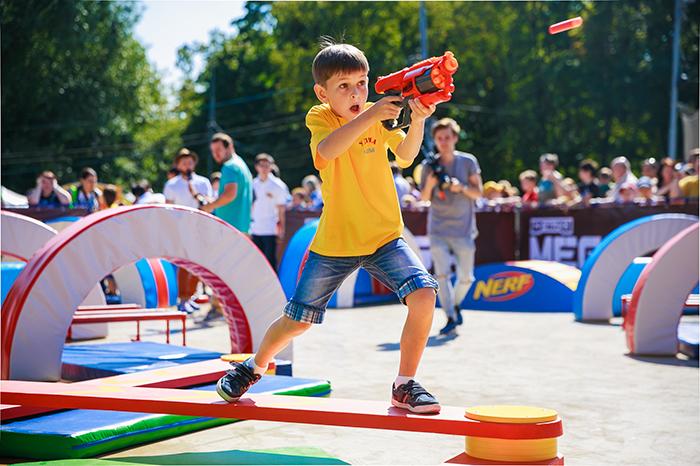 Фото №5 - «День, когда пора играть» состоялся в Москве, Саратове и Краснодаре