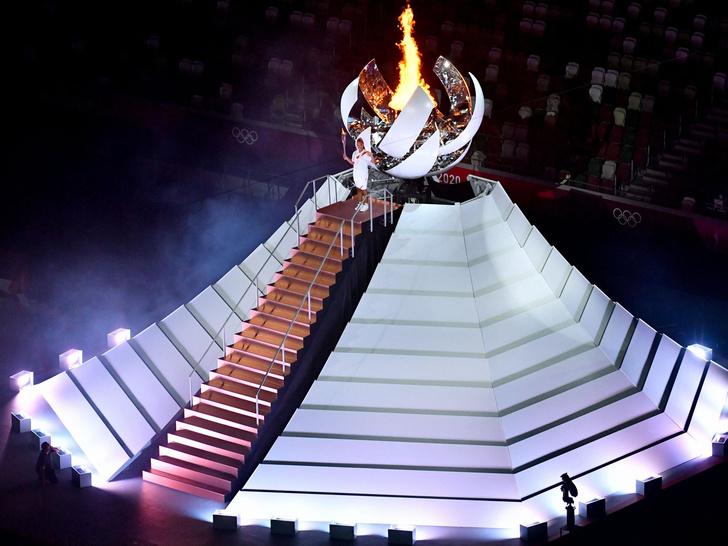 Фото №22 - Как прошло открытие Олимпиады в Токио: самые яркие кадры