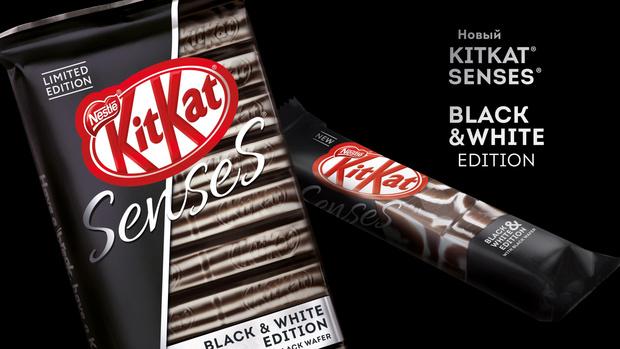 Фото №1 - Шедевральный перерыв с KitKat®: в честь запуска черно-белой новинки бренд выяснил, как россияне отдыхают в перерывах