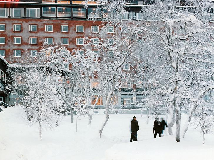 Фото №3 - Рабочий момент: шагающий город