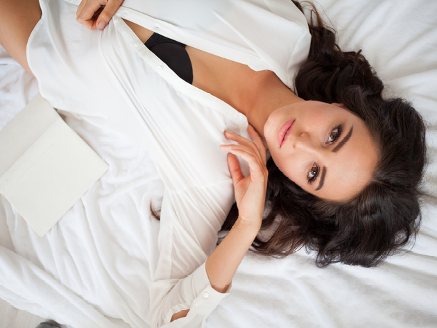 как спать, грудь, нужно ли снимать лифчик на ночь