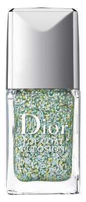 Фиксирующее покрытие Blossoming Top Coat, Dior