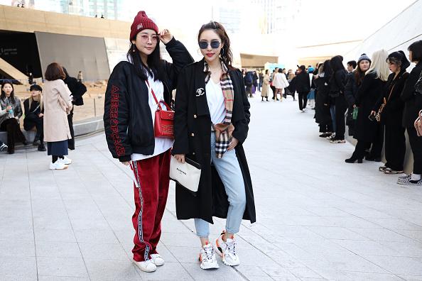 Фото №1 - Корейский fashion: 5 главных трендов азиатской моды