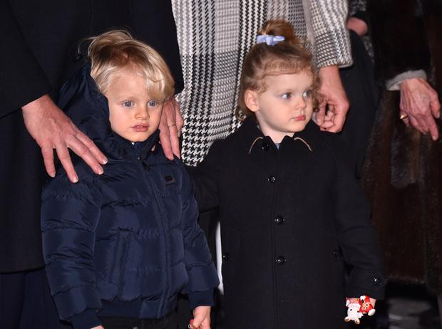 Фото №14 - Принц Жак и принцесса Габриэлла: четвертый год в фотографиях