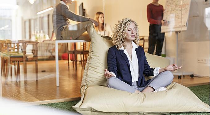Инсайт-медитация: упражнение на осознанное внимание