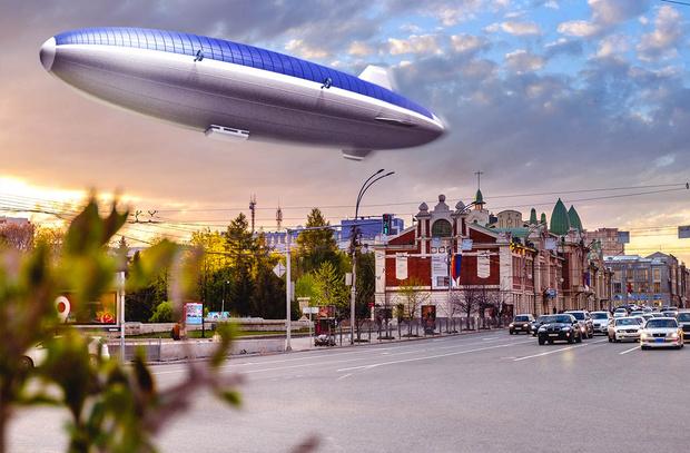 Фото №1 - «Город-сказка, город-мечта»: безумные проекты развития Новосибирска